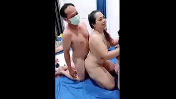 เย็ดหีหมู่เสียงไทย
